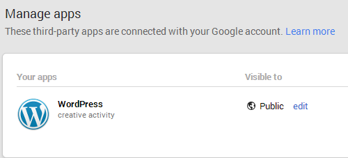 google-manageapps